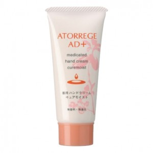 Ands Corporation Омолаживающий крем для рук Ands Corporation - Atorrege AD+ Medicated Hand Cream Curemoist 100773 40 г ands corporation ands corporation омолаживающий лосьон барьер для лица atorrege ad medicated skin treatment 2 032661 100 мл