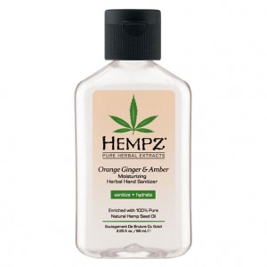 Hempz �������� ����������� ��������������� �������� ��� ��� 2 � 1 (Herbal Body Moisturizer  | Moisturizing Herbal Hand Sanitizer) 2226-02 64 ��