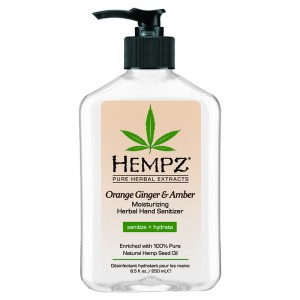 Hempz �������� ����������� ��������������� �������� ��� ��� 2 � 1 (Herbal Body Moisturizer  | Moisturizing Herbal Hand Sanitizer) 2226-03 255 ��