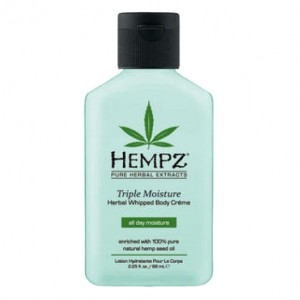 Hempz Травяной крем для тела (Herbal Body Moisturizer  | Triple Moisture Herbal Whipped Creme) 2144-02 64 мл