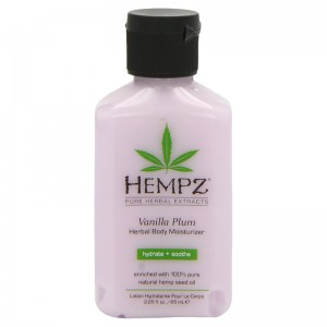 Hempz ����������� ������ ��� ���� ������ (Herbal  Body Moisturizer | Vanilla Plum) 2132-02 65 ��