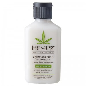 Hempz ����������� ������ ��� ���� ����� � ����� (Herbal Body Moisturizer | Coconut&Watermelon) 2153-02 65 ��