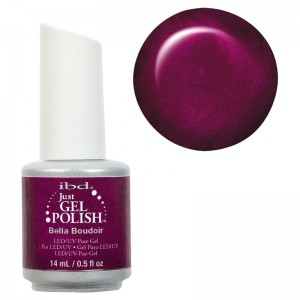 Ibd Гелевый лак Будуар императрицы 56981 (Just Gel Polish / Bella Boudoir ) 19400/159 14 мл