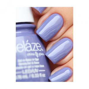 China Glaze Гелевый лак Милашка China Glaze - Gelaze Gel-N-Base Polish What A Pansy 82265 9,76 мл china glaze жидкость для снятия лака без ацетона china glaze base care polish remover pure non acetone green apple 80278 236 мл