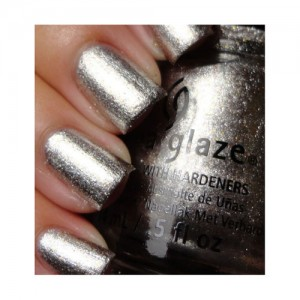 China Glaze Гелевый лак Слухи и сплетни (Gelaze / Gel-N-Base Polish Gossip Over Gimlets) 82247 9,76 мл