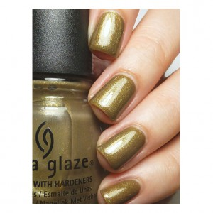 China Glaze Лак для ногтей (Nail Lacquer All Aboard / Cg Mind The Gap) 81858 14 мл