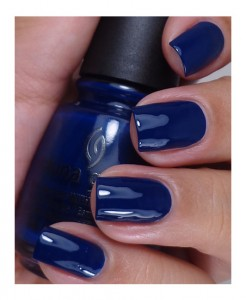 China Glaze Лак для ногтей (Nail Lacquer All Aboard / Cg One Track Mind) 81860 14 мл
