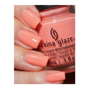 China Glaze ��� ��� ������ ���������� �� ���� (Nail Lacquer Road Trip / Pinking Out The Window) 82387 14 ��