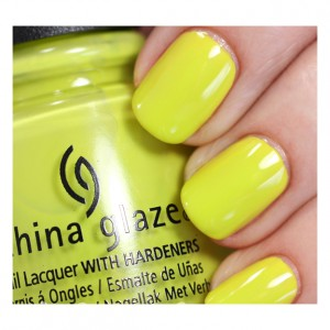 China Glaze ��� ��� ������ ������ ���� (Nail Lacquer Road Trip / Trip Of A Lime Time) 82379 14 ��