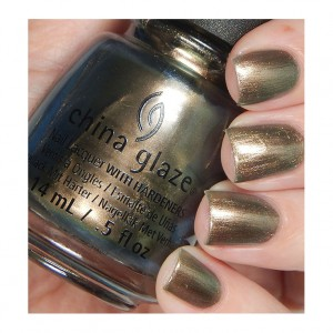 China Glaze Лак для ногтей Кемпинг (Nail Lacquer Great Outdoors / Gone Glamping) 82704 14 мл