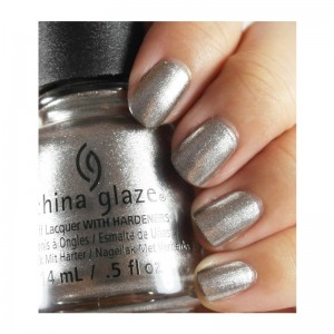 China Glaze Лак для ногтей Красавчик (Nail Lacquer Great Outdoors / Check Out The Silver Fox Out) 82709 14 мл