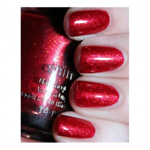 China Glaze Лак для ногтей Мятная штучка (Nail Lacquer Cheers! / Peppermint To Be) 82771 14 мл