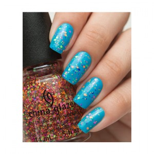 China Glaze Лак для ногтей Пошли на вечеринку (Nail Lacquer Electric Nights / Point Me To The Party) 82609 14 мл