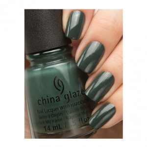China Glaze Лак для ногтей Прогулка (Nail Lacquer Great Outdoors / Take A Hike) 82705 14 мл