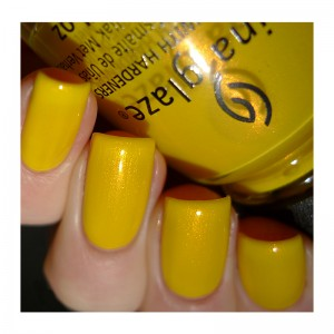China Glaze Лак для ногтей Рассветы и закаты (Nail Lacquer Road Trip / SunS Up, Top Down) 82390 14 мл