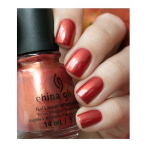 China Glaze Лак для ногтей Стоп-Кран (Nail Lacquer All Aboard / Stop That Train!) 81862 14 мл