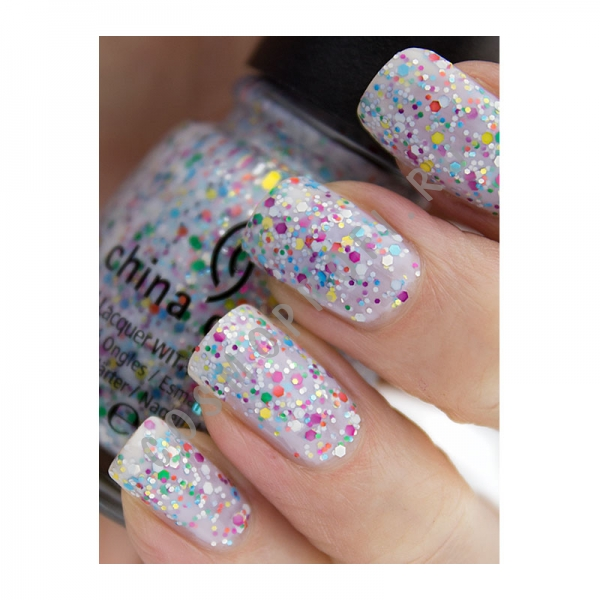 Лак для ногтей Это ловушка! China Glaze - Nail Lacquer Cirque Worlds Away Its A Trap-Eze 81120 14 мл