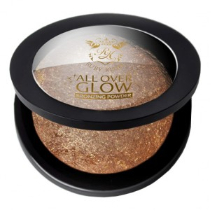 Kiss ������������ ����� (Make Up | Make Up | Bronze Glow  Face & Body Bling Powder) 12-010 1 ��