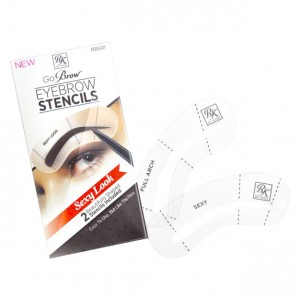Kiss ����� ���������� ��� ������ (Make Up | Sexy Look Eyebrow Stencils Go Brow) 01-448 1 ��