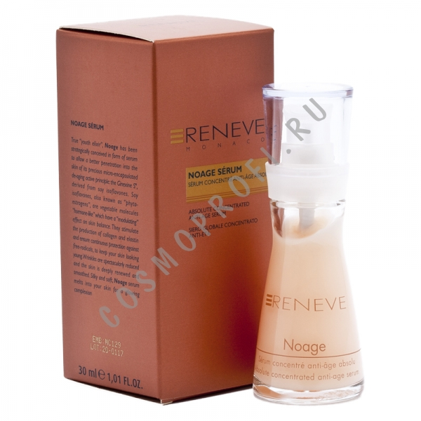 ����������������� ������������� ��������� Reneve - Noage Absolute Concentrated Anti-Age Serum R138 VP 100 ��