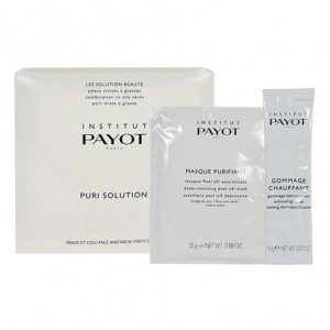 Payot ����� ��� ������ � ��������������� ���� 10 ����� + 10 ������ (Expert Purete | Kit Puri Solution) 65092005 10*25 + 10*15 ��