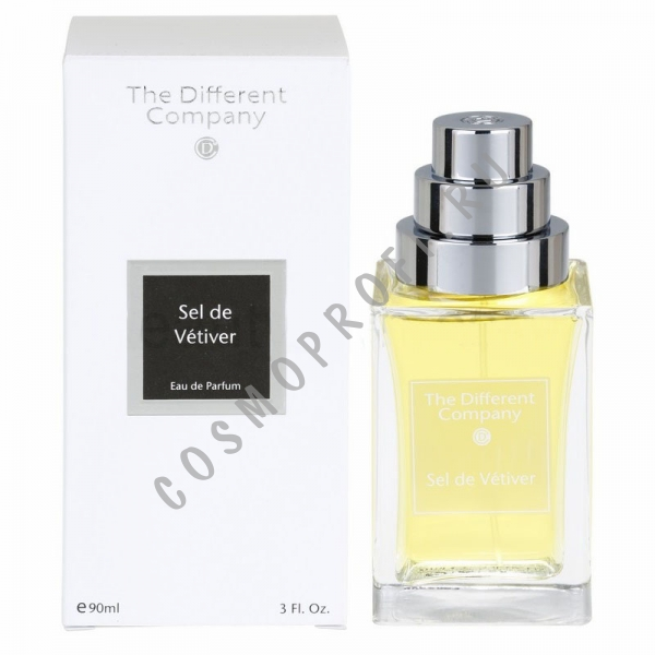 Парфюмерная вода The Different Company - Homme Sel De Vetiver VETI521 90 мл