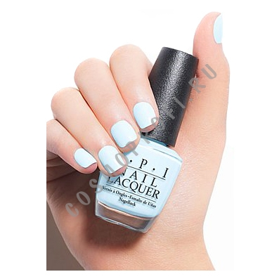 Лак для ногтей OPI - Nail Lacquer Soft Shades Pastel Its A Boy! NLT75 15 мл