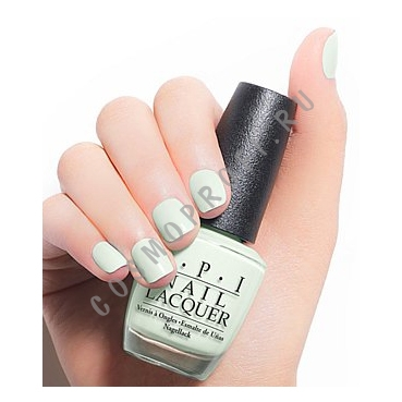 Лак для ногтей OPI - Nail Lacquer Soft Shades Pastel This Cost Me A Mint NLT72 15 мл