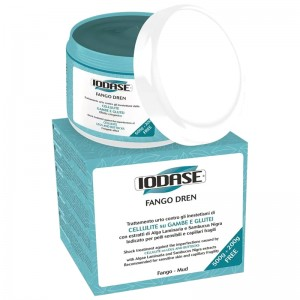 Natural Project Грязь косметическая Natural Project - Iodase Iodase Fango Dren 0558 700 г