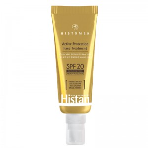 Histomer Солнцезащитный крем SPF-20 для лица (Histan Active Protection / Face Cream) HISTAP07 50 мл