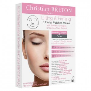 Christian Breton Маска для лица Лифтинг и укрепление (Age Priority / Lifting and Firming) 481272 3 шт.