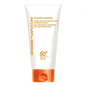 Germaine de Capuccini Крем антивозрастной SPF-50 (Golden Caresse | Sun Cream With Universal Anti-Age Protectio) 81175 50 мл