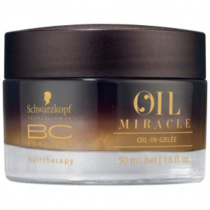 Schwarzkopf Масляное желе (BC Bonacure Oil Miracle | Oil-in-Gelee) 2075229 50 мл