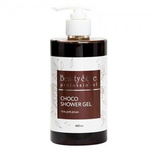 BeautyStyle Гель для душа (Choco / Shower Gel) 4516008PRO 460 мл