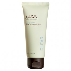 Ahava Пилинг грязевой для лица (Time to Clear) 81415065 100 мл