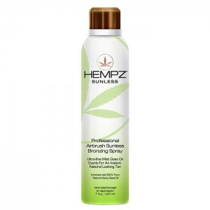 Hempz Спрей-автозагар (Sunless | Airbrush Sunless Bronzing Spray) 1221-03 207 мл