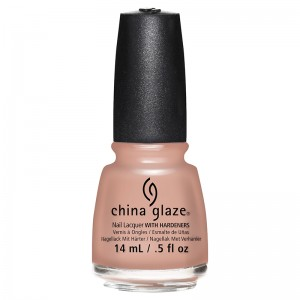 China Glaze Лак для ногтей (Nail Lacquer House Of Colour | Sorry Im Latte) 83404 14 мл