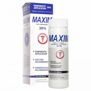 Maxim Дезодорант-антиперсперант с аппликатором дабоматик, 30% (Body Care | Anti-Perspirant Dabomatic Applicator) 33 35,5 мл