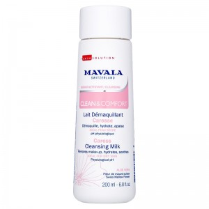 Mavala Очищающее молочко для деликатного ухода (Face Care | Clean&Comfort Careless Cleansing Milk) 9058514 200 мл