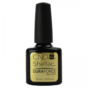 CND Верхнее покрытие (Shellac | Duraforce Top Coat) 91421 7,3 мл