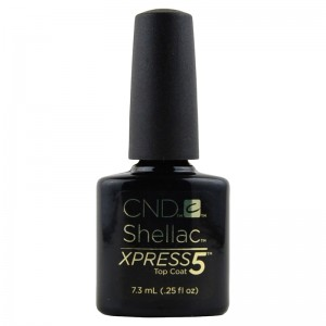 CND Верхнее покрытие (Shellac | Xpress5 Top Coat) 90928 7,3 мл