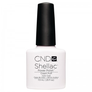 CND Гелевое покрытие UV (Shellac | Cream Puff) 91744 15 мл