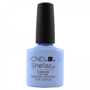 CND Гелевое покрытие UV (Shellac | Creekside) 90780 7,3 мл