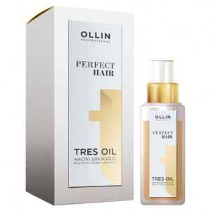 Ollin Масло для волос Сила трех масел (Perfect Hair / Tres Oil) 395935 50 мл