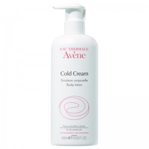 Avene Эмульсия для тела с Колд-кремом (Cold Cream / Nourishing Body Lotion) C03809 400 мл