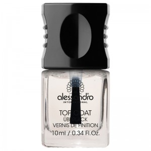 Alessandro Верхнее покрытие маникюра (Base&Top Care / Top Coat) 77-203 10 мл
