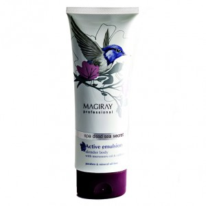 Magiray Эмульсия Стройное тело (Dead Sea Secrets / Slender Body Active Emulsion) 250 мл