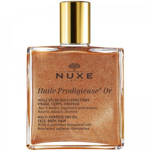 Nuxe Золотое масло (Prodigieuse | Huile OR Multi-Usage Dry Oil Shimmer) 2939 100 мл