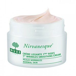 Nuxe Крем против первых морщин (Nirvanesque / First Wrinkles Smoothing Cream for Normal Skin) 2540 50 мл