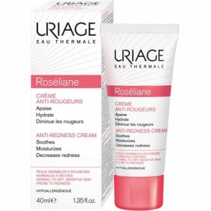 Uriage Крем против покраснений (Roseliane / Creme Anti- Rougeurs) U03394 40 мл